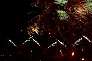 Novoroční ohňostroj 3