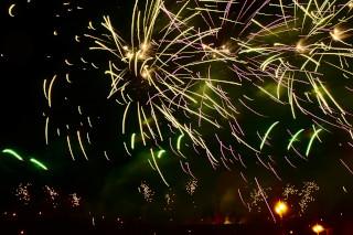 Novoroční ohňostroj 2