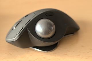 Boční strana MX Ergo s kuličkou